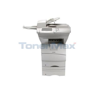 Lexmark X-634dte MFP